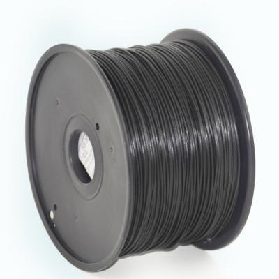 Plastické vlákno Gembird ABS 1,75mm černé