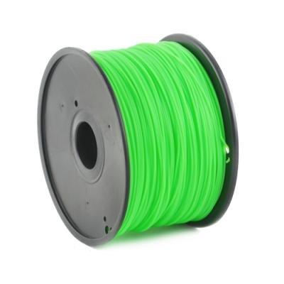 Plastické vlákno Gembird PLA 1,75mm zelené