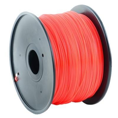 Plastické vlákno Gembird PLA 1,75mm červené
