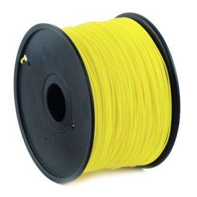 Plastické vlákno Gembird PLA 1,75mm žluté