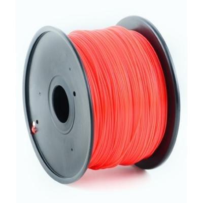 Plastické vlákno Gembird ABS 1,75mm červené