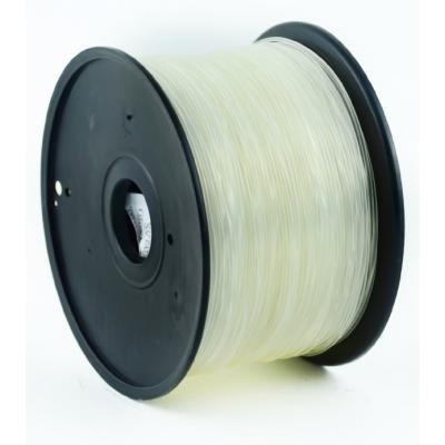 Plastické vlákno Gembird ABS 1,75mm transparentní