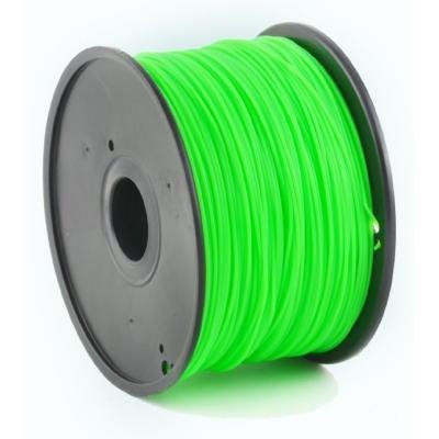 Plastické vlákno Gembird ABS 1,75mm zelené