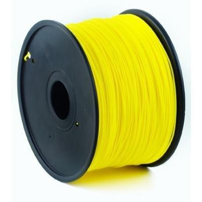 Plastické vlákno Gembird ABS 1,75mm žluté