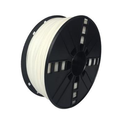 Plastické vlákno Gembird TPE 1,75mm bílé
