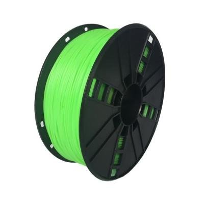 Plastické vlákno Gembird TPE 1,75mm zelené