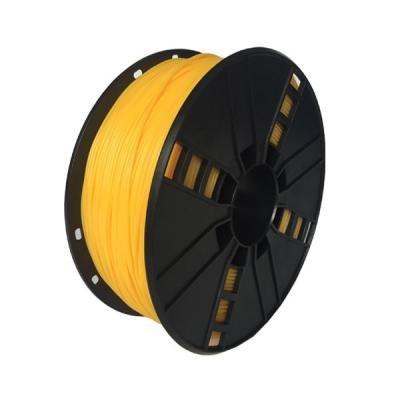 Plastické vlákno Gembird TPE 1,75mm žluté