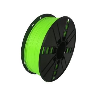 Plastické vlákno Gembird PA 1,75mm zelené