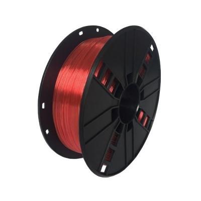 Plastické vlákno Gembird PETG 1,75mm červené