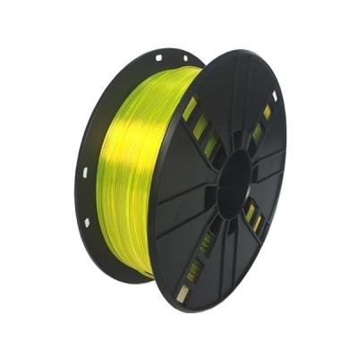 Plastické vlákno Gembird PETG 1,75mm žluté