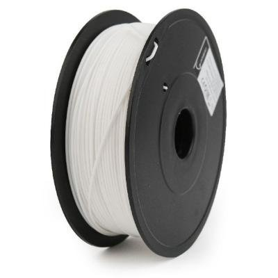 Plastické vlákno Gembird PLA PLUS 1,75mm bílé