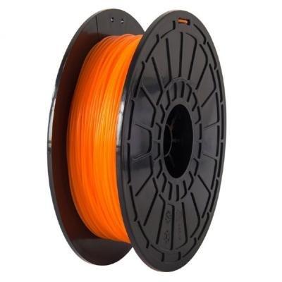 GEMBIRD 3D PLA PLUS plastové vlákno pro tiskárny, průměr 1,75mm, 1kg, oranžová