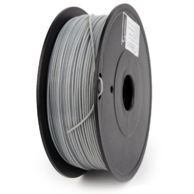 GEMBIRD 3D PLA PLUS plastové vlákno pro tiskárny, průměr 1,75mm, 1kg, šedá
