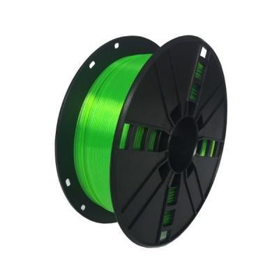GEMBIRD 3D PLA PLUS plastové vlákno pro tiskárny, průměr 1,75mm, 1kg, zelená