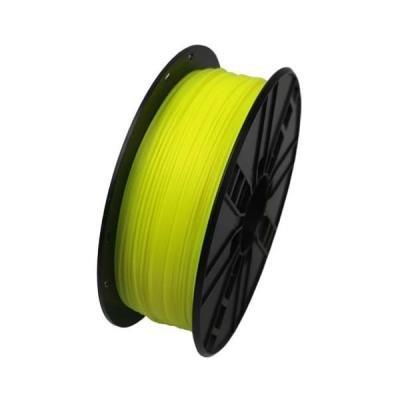 Plastické vlákno Gembird PLA PLUS 1,75mm žluté