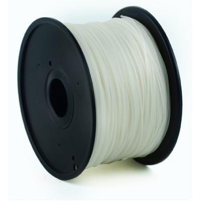 Plastické vlákno Gembird PLA 1,75mm transparentní