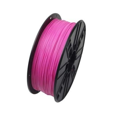 Plastické vlákno Gembird PLA 1,75mm růžové