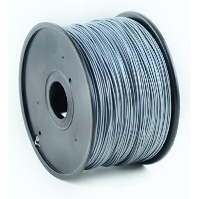 Plastické vlákno Gembird PLA 1,75mm stříbrné