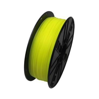 Gembird PLA 1,75mm fluorescentní žluté