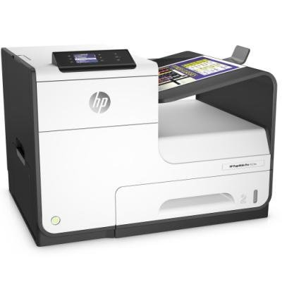 HP PageWide Pro 452dw tiskárna/ A4/ 40ppm/ PCL6+PS/ Duplex/ USB/ Wifi/ LCD