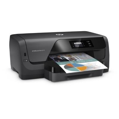 POŠKOZENÝ OBAL - HP Officejet Pro 8210 ePrinter/ A4/ 22/18ppm/ Duplex/ USB/ LAN/ Wifi/ LCD