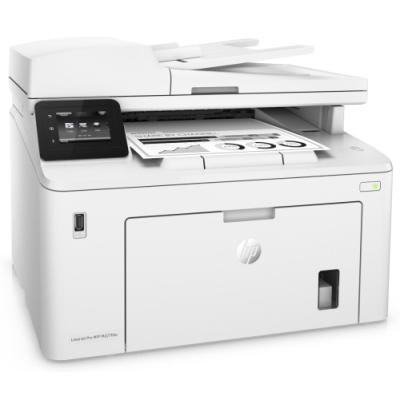 HP LaserJet Pro MFP M227fdw  A4/ 28ppm/ 1200x1200 dpi/ print+scan+copy+fax/ ADF/ Duplex/ LAN/ USB/ Wifi