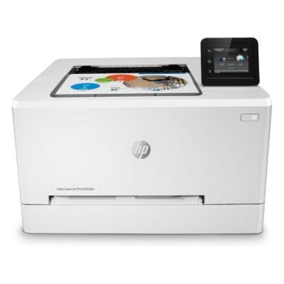"HP Color LaserJet Pro M254dw/ A4/ 21ppm/ 600x600dpi/ 2,7"" LCD Touch/ USB/ LAN/ WiFi/ duplex/ ePrint/ AirPrint"