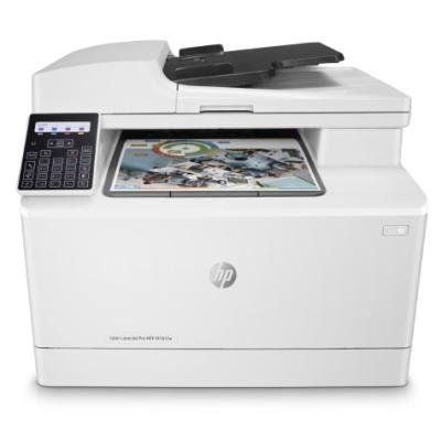 HP Color LaserJet Pro M181fw MFP/ A4/ 16ppm/ print+scan+copy+fax/ 600x600dpi/ USB/ LAN/ WiFi/ ADF
