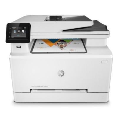 HP Color LaserJet Pro M281fdw MFP/ A4/ 21ppm/ print+scan+copy+fax/ 600x600dpi/ USB/ LAN/ WiFi/ duplex/ ADF