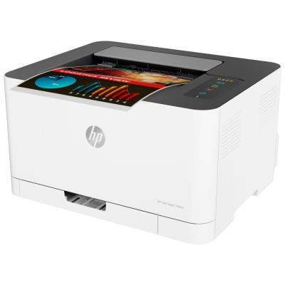 HP Color Laser 150nw/ A4/ 18ppm/ 600x600dpi/ USB/ LAN/ WIFI