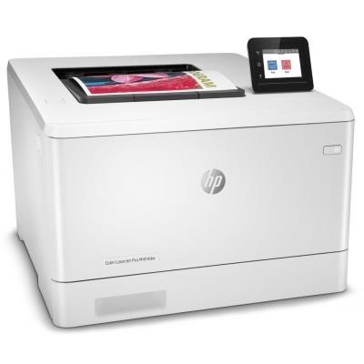 HP Color LaserJet Pro M454dw/ A4/ 27ppm/ 600x600dpi/ USB/ LAN/ WiFi/ BT/ duplex/ touchscreen