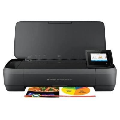 Multifunkční inkoustové tiskárny s WiFi připojením