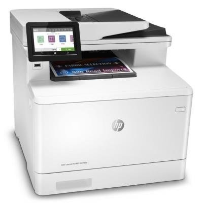 HP Color LaserJet Pro M479fdw MFP/ A4/ 27ppm/ print+scan+copy+fax/ 600x600dpi/ USB/ LAN/ WiFi/ ADF/ duplex