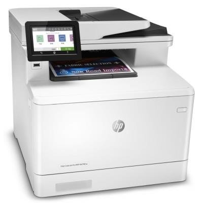 HP Color LaserJet Pro M479fnw MFP/ A4/ 27ppm/ print+scan+copy+fax/ 600x600dpi/ USB/ LAN/ WiFi/ ADF