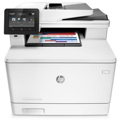 HP Color LaserJet Pro MFP M377dw/ A4/ 24ppm/ print+scan+copy/ ADF/ ePrint/ USB/ LAN/ Wifi/ LCD touch panel