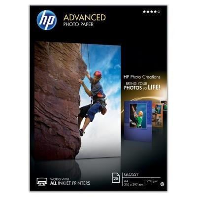 Fotopapír HP Advanced A4 25ks