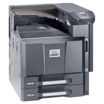 Kyocera FS-C8600DN,A4/A3,čb/bar,22ppm,až 9600x600 dpi,1024MB,160GB HDD,duplex,LAN,start. tonery 15000č/10000b