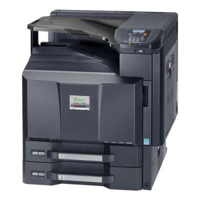 Kyocera FS-C8650DN,A4/A3,čb/bar,25 A4 ppm,až 9600x600 dpi,1024MB,160GB HDD,duplex,LAN,st.ton.15000/1000