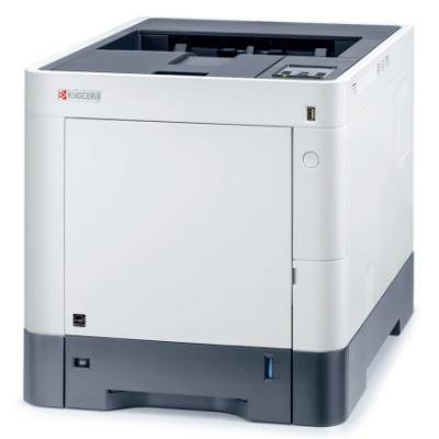 Kyocera ECOSYS P6230cdn/ A4/ čb/bar/ 30ppm/ 1200 dpi/ 1GB/ duplex/ USB/ LAN, start. tonery 3500č/2500b