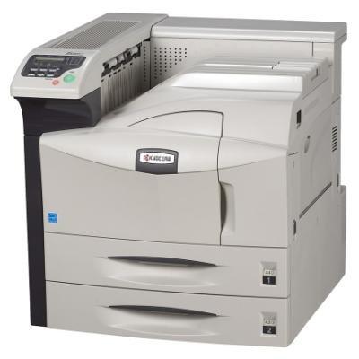 Kyocera FS-9530DN/ A4/A3/ čb/ 51/26ppm/ 1200 dpi/ 128MB/ duplex/ USB/ LAN + toner 20 000str