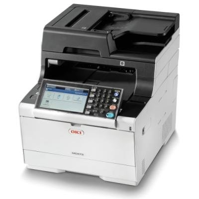 OKI MC573dn/ A4/ 30ppm/ 1200x1200 dpi/ PCL+PS/ RADF/ USB/ LAN