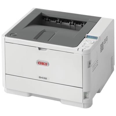 Laserová tiskárna OKI B432dn