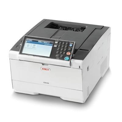 Laserová tiskárna OKI C542dn