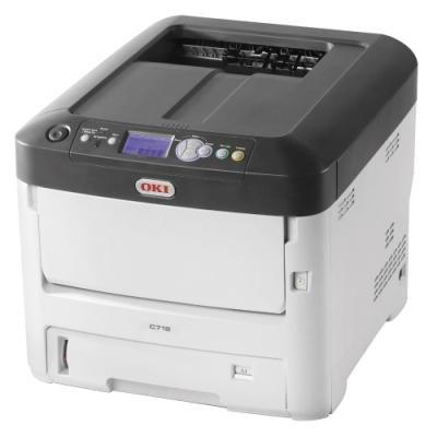 Laserová tiskárna OKI C712dn