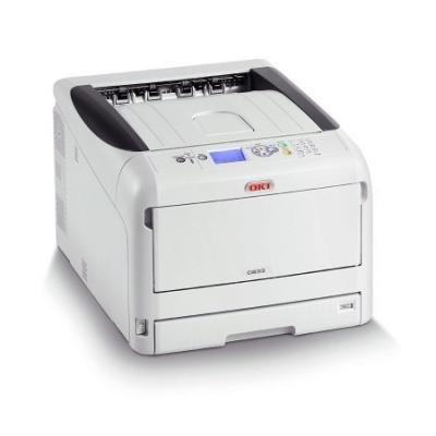 Laserová tiskárna OKI C833n