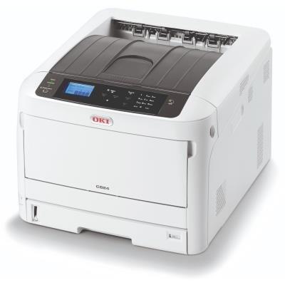 Laserová tiskárna OKI C824n