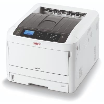 Laserová tiskárna OKI C824dn