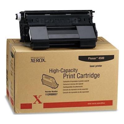 Toner Xerox 113R00657 černý