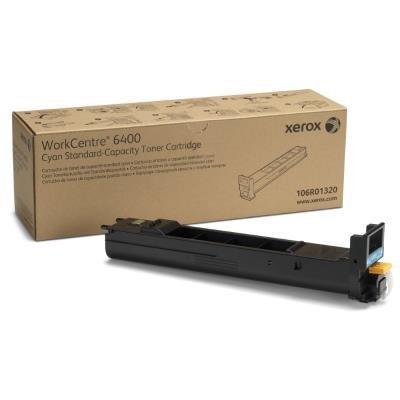 Toner Xerox 106R01320 modrý