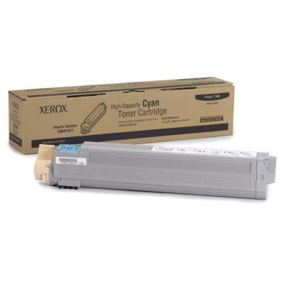 Toner Xerox 106R01077 modrý